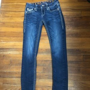 Rock revival jeans ( smoke and pet free home)